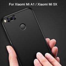 Case For Xiaomi Mi5X Case Luxury Matte Silicone Soft Cover For Xiaomi Mi 5X Protection Phone Case Xiaomi Mi5 X Back Cover Cases