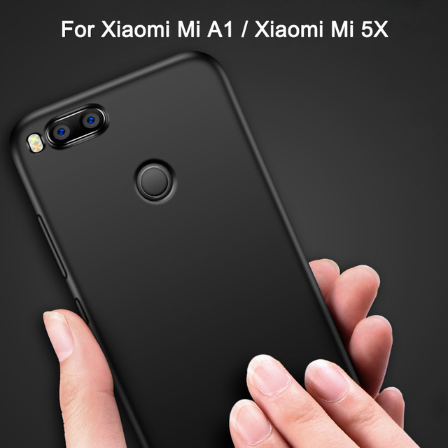 factory price 0375c 112d5 US $1.59 20% OFF|Case For Xiaomi Mi A1 Mi5X Case Luxury Matte Silicone Soft  Cover For Xiaomi Mi 5X Phone Case Xiaomi Mi A1 Mi5 X Back Cover Cases-in ...