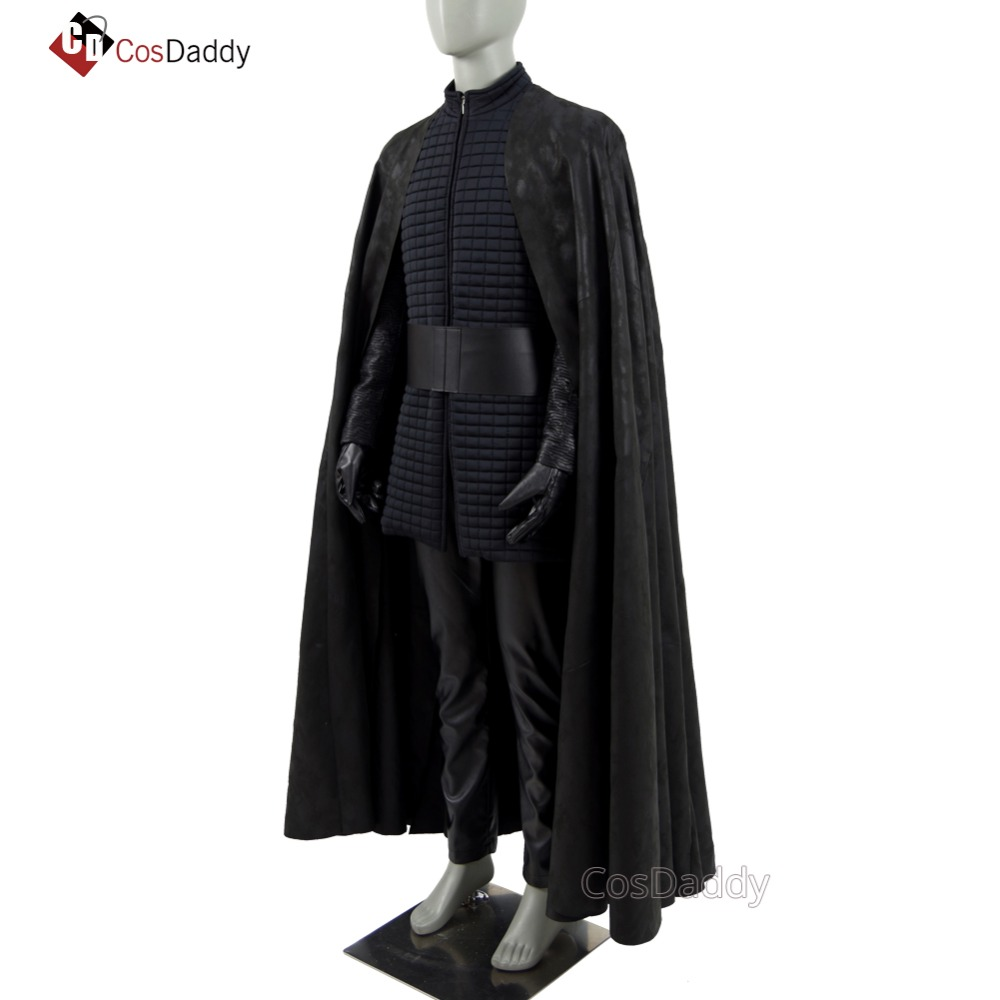 CosDaddy SW cosplay costume The last Jedi Knight Kylo Ren brand
