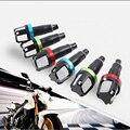 12 V Motocicleta LEVOU Transformar a Luz do Sinal Guiador À Prova D' Água Luz de Advertência Strobe Luz Indicadora Da Motocicleta Bicicleta Elétrica Modificados