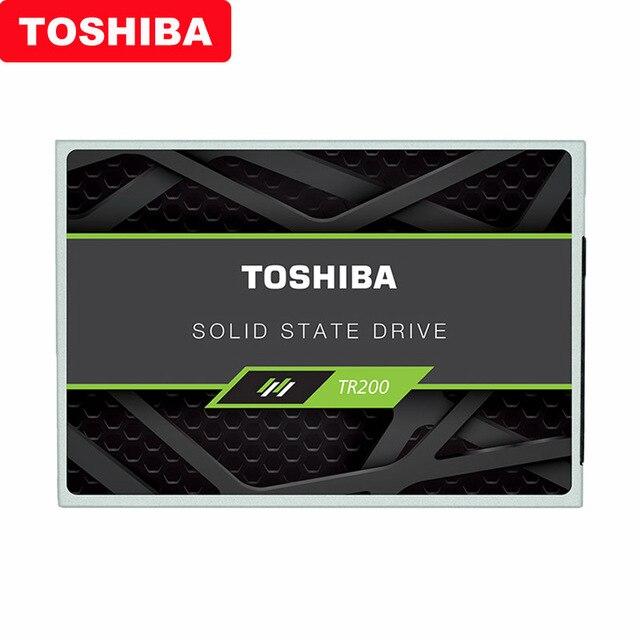 100 TOSHIBA 240GB Solid State Drive TR200 480GB 64 layer 3D BiCS FLASH TLC 2 5