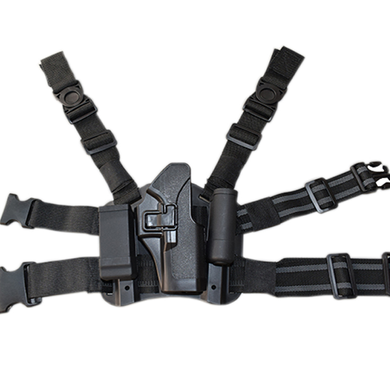 Elite Duty Ventilated Ambidextrous Shoulder Holster for Deep