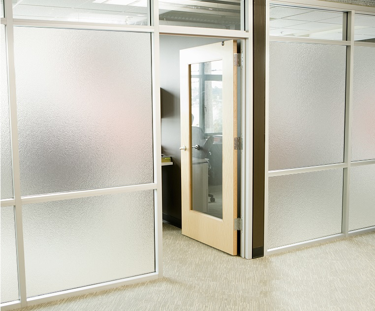 Window Paper Glass Film Stickers Matte Frosted Window Film Bathroom Office  Translucent Opaque Cellophane Shading Window Film