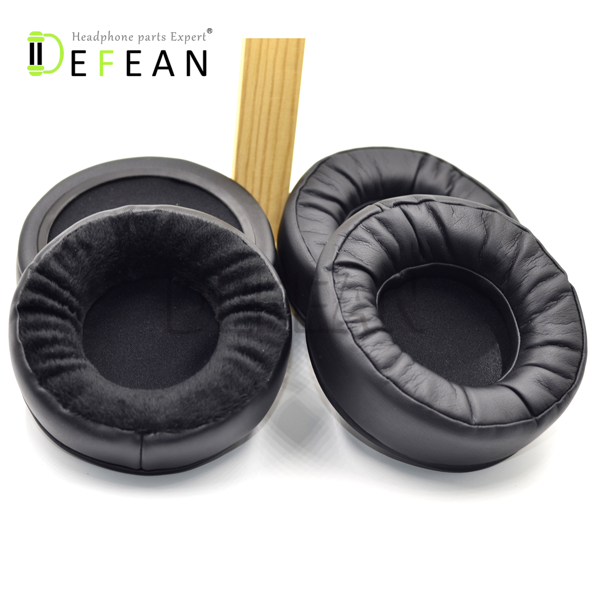Defean Replacement Ear pads cushion for Razer ManO'War