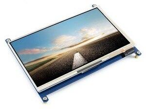 """Image 2 - Waveshare 7 """"hdmi 液晶 (c) 容量性タッチスクリーン ips サポートラズベリーパイゼロ/ゼロ w/ゼロ wh/2B/3B/3B + コンピュータモニター"""