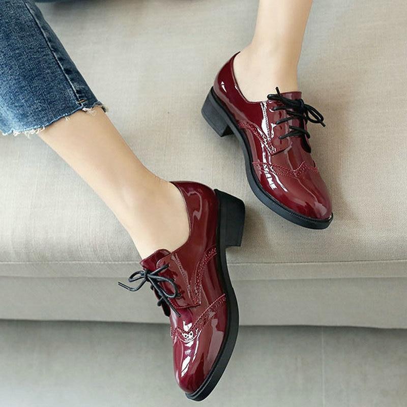 Online Get Cheap Dress Shoes for Women Low Heels -Aliexpress.com ...