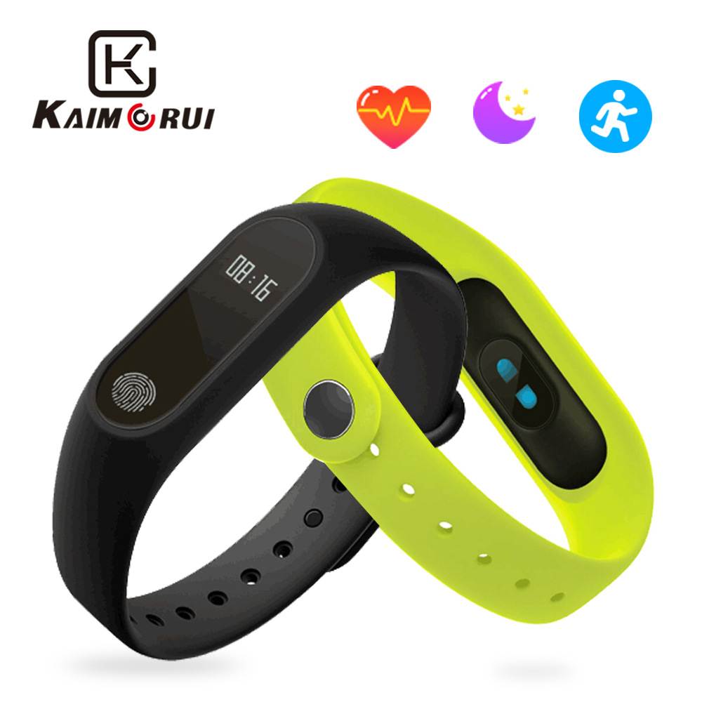 Smart Band M2 Heart Rate Monitor Fitness Bracelet Bluetooth Smart Wristband Activity Tracker for Mini Band 2 Android iOS Phone