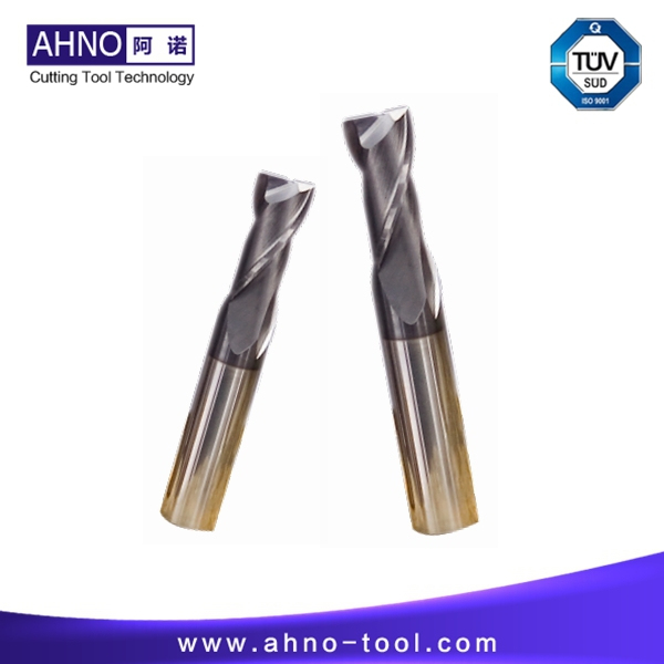 HRC 60 5pcs/lot D4.0mmx11mmx50mm 2 Flutes Flat carbide end mill Hardened series  Free shipping  цены