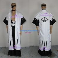 Bleach 11th Division Captain Zaraki Kenpachi Cosplay Costume incl. eye patch ACGcosplay