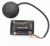 APM2.8 APM 2.8 Multicopter Flight Controller Board with GPS & Extension Cable for FPV RC Drone Multirotor