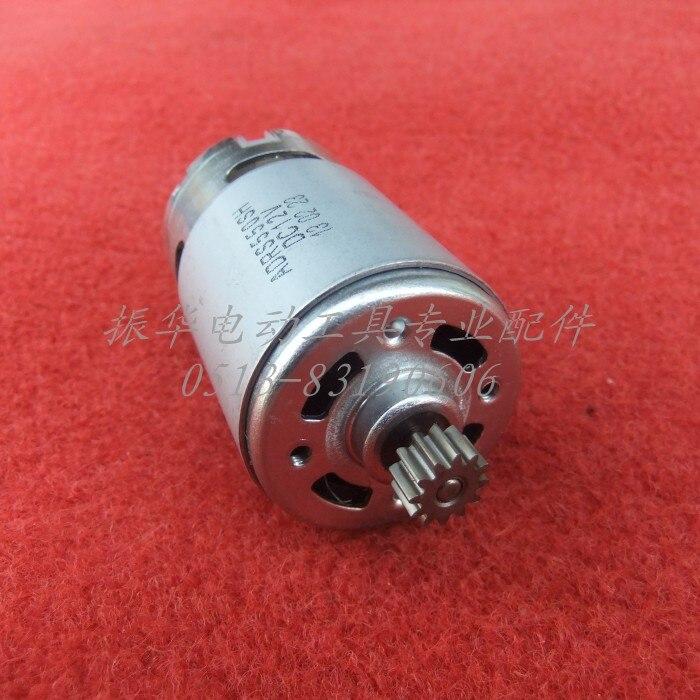¡Envío GRATUITO! Motor de taladro eléctrico de carga Wholsaler DC 7,2/9,6/12/14,4 V 18 (12 dientes) (9,9mm) 962A
