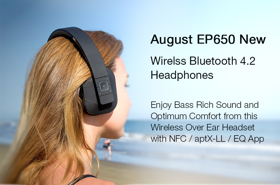 31d7201f175 Detail Feedback Questions about August EP650 Upgrade Over Ear ...