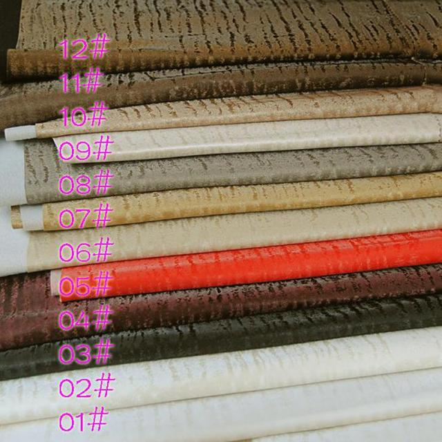 1 Meter Fake Tiger Skin Faux Fur Fabric Patchwork Textile For Decorative Upholstery Cabinet Telas Por Metros Seat Cover Material