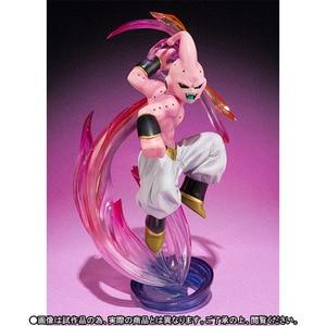 Image 2 - Anime Dragon Ball Z Majin Buu Majin Boo PVC figurine modèle à collectionner jouet 16cm KT3281