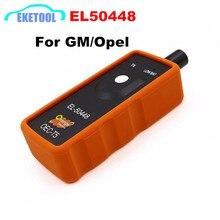 10 шт./партия система мониторинга состояния шин для авто сброс инструмента EL50448 Замена давления в шинах монитор сенсор EL 50448 для GM/Opel автомобильных шин контрольный инструмент