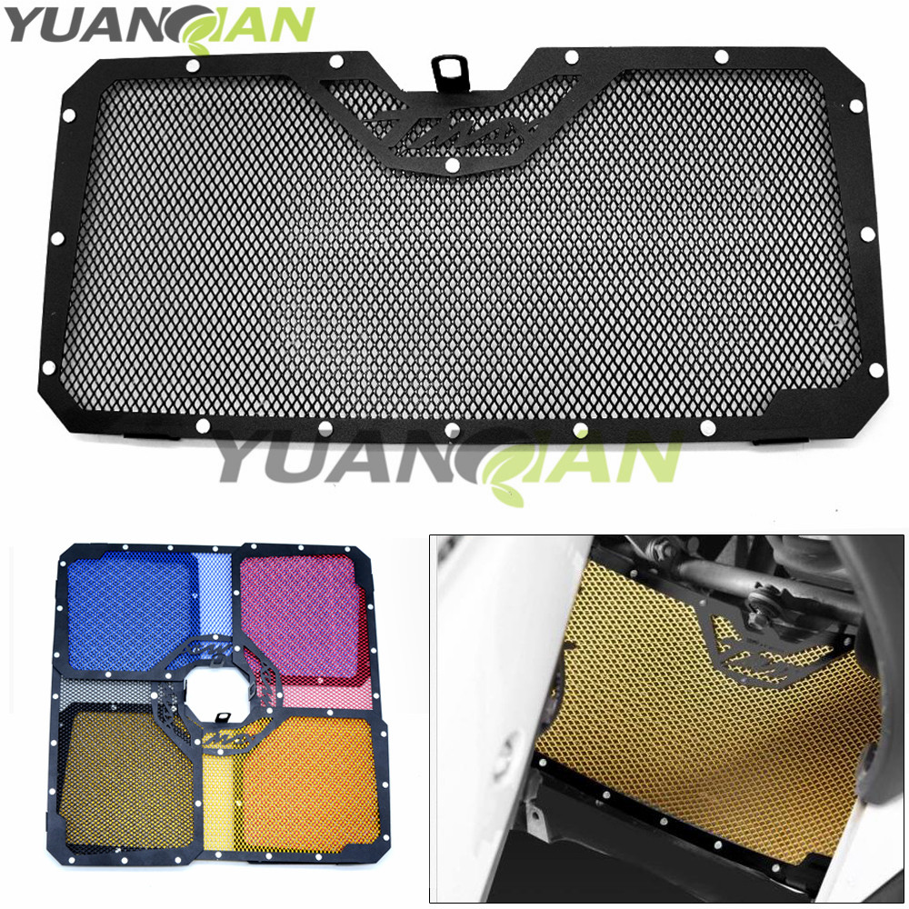 4 Colors HIGH QUALITY Motorcycle Radiator Guard Cover Protector Stainless Steel Grille for YAMAHA TMAX530 2012-2016 2015 2014 motorcycle radiator protective cover grill guard grille protector for kawasaki z1000sx ninja 1000 2011 2012 2013 2014 2015 2016