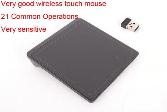 Mejor para uso ingenioso touch mouse/Multi-gesto Wireless Touchpad/para todo el SISTEMA OPERATIVO Windows PC Portátil/Del Ratón Táctil Panel