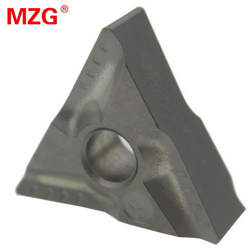 Image 2 - MZG Discount Price TNMG160404R VF ZN60 Turning Cutting CNC Toolholders CVD Coated Carbide Inserts for Steelcarbide insertscoated carbide insertscarbide cutting insert -