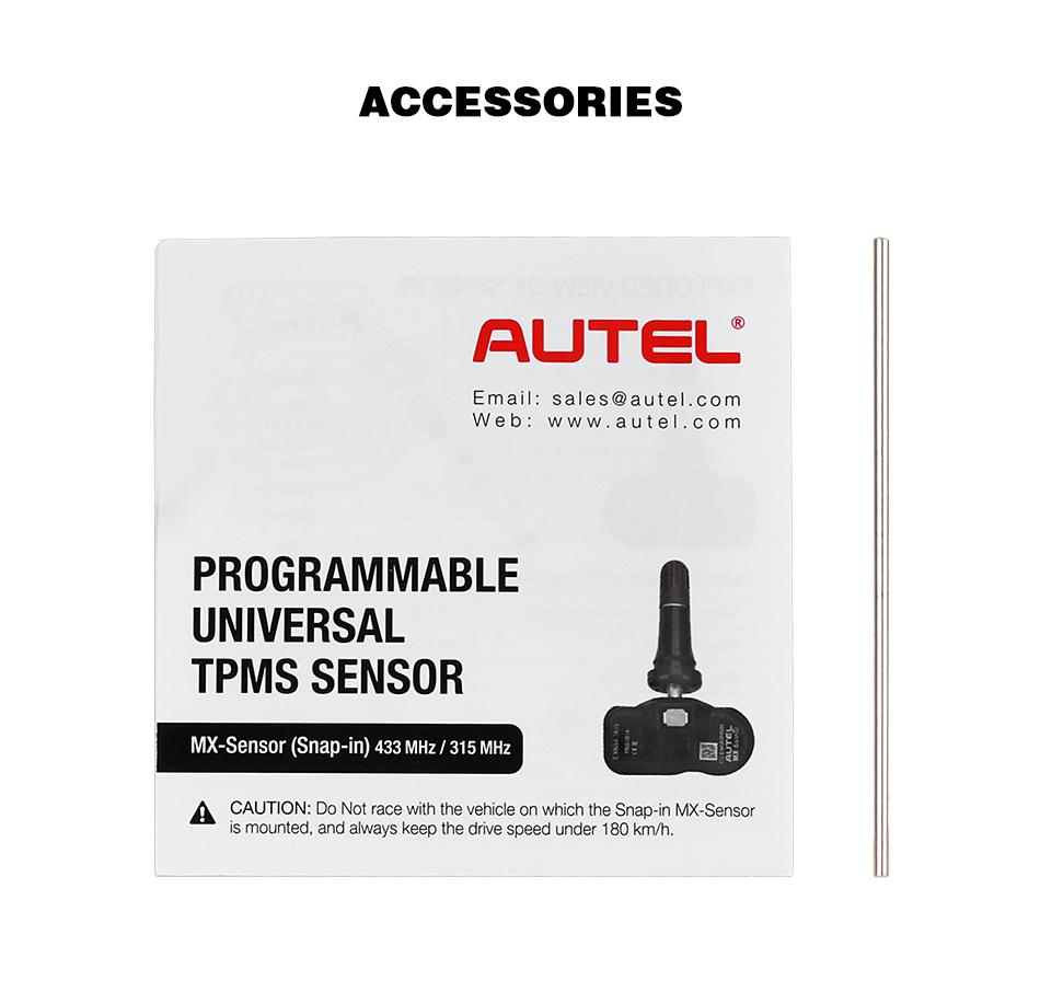 Autel Max Sensor 433MHZ (7)
