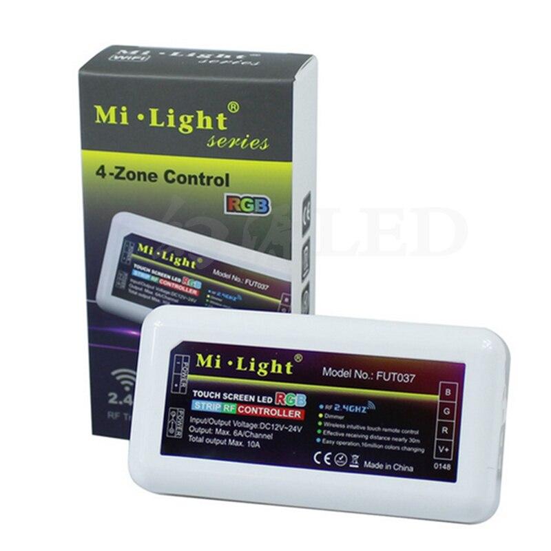 Controladores Rgb mi luz tons de toque Control Way : Rgb Three Channels