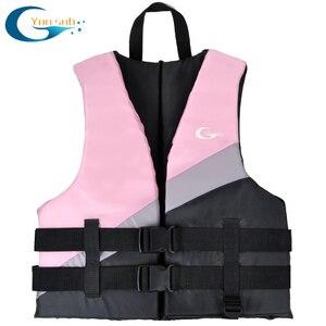 Life Vest Jacket Motorboat Swi