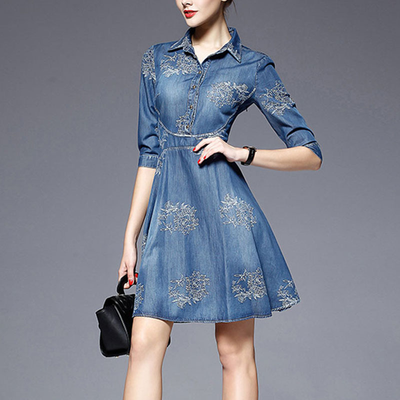Shop affordable, unique denim summer dress designed by top fashion designers worldwide. Discover more latest collections of Dresses at venchik.ml