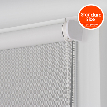 Sunscreen Blackout fabric Roller Blinds Fire Retardant with 38mm alum tube for big windows with stronger system Standard Size