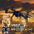 Frete grátis 2.4G DM007 rc drone com HD FPV câmera WI-FI quadcopter helicóptero de brinquedo de controle Remoto VS SYMA X5C X5SC x5sw CX10W