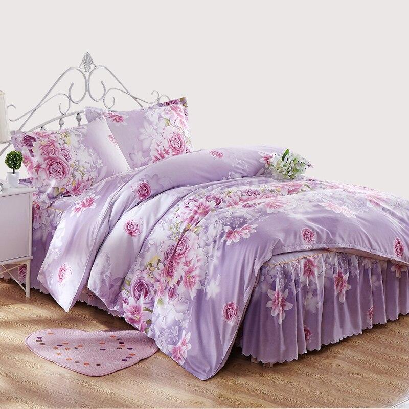 Hot Sale Bedding Set Queen King Size Double Single Duvet
