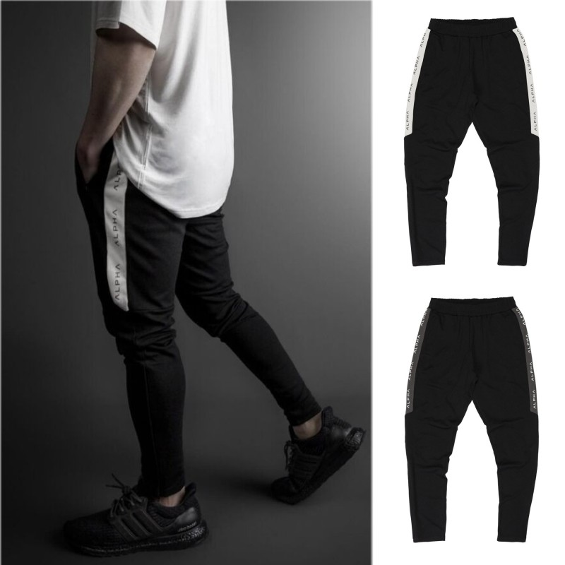5b4f703b05a Vanquish 2018 Brand Pants Man Gyms Joggers Sweatpants Summer Pants Men  Fitness Workout Sporting Fitness Male Breathable Trousers