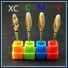2017 New!Carbide nail drill bit electric file coarse carbide 3/32 high quality Nail file,buffer,Quality~!