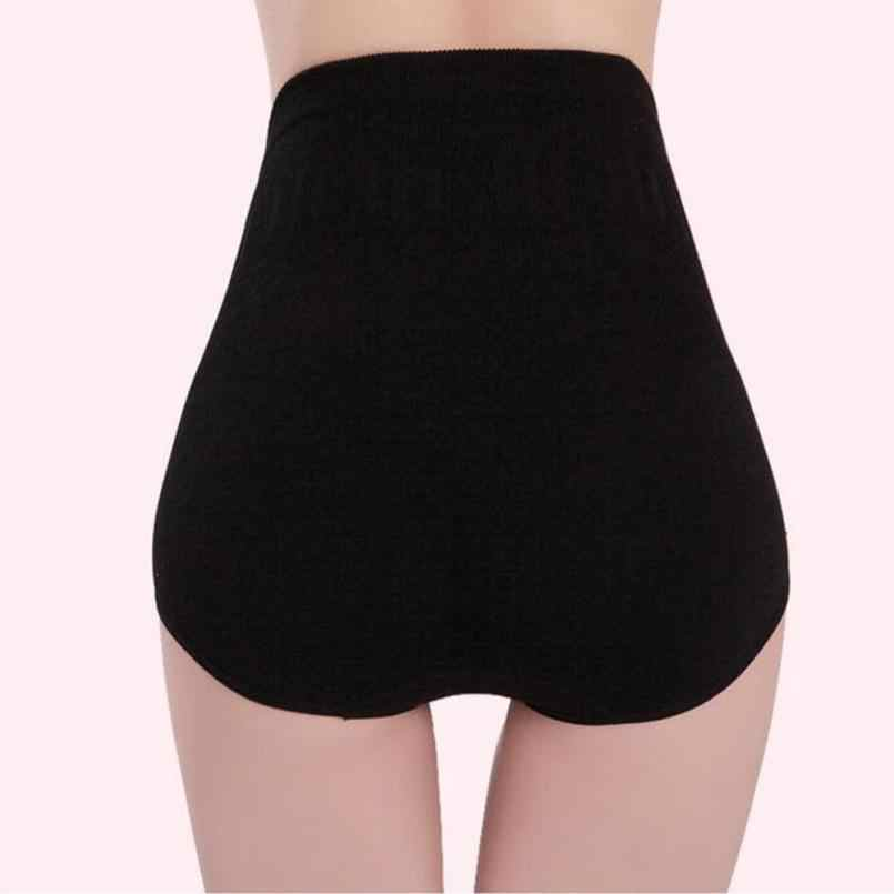 Pakaian wanita 2018 Sexy Womens Tinggi Pinggang Tummy Kontrol Pembentuk Tubuh Briefs Slimming Pants drop pengiriman