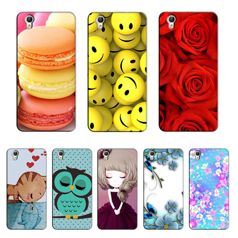 Case for ZTE Blade V7 Max Soft TPU Silicone Flower Cartoon Animal Painted Cover for ZTE Blade V7 Max Coque Fundas