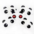 Panda linda Sleeping Eye Mask Siesta de Dibujos Animados Ojo Sombra Sleep Máscara Negro Máscara Venda en Los Ojos para Sleeping-MSK02