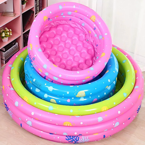 Inflatable Children Kids Swimming Pool Water for Babies