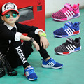 2017 New Children sports shoes boys girls breathable mesh shoes slip comfortable kids sneakers child running shoes Size 31-37