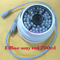 Guaranteed 100%  Outdoor  Effio-e Sony CCD 700tvl Dome security camera CCTV Camera