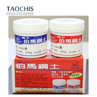 Taochis Car Styling Super Strong Epoxy Putty Fast Cure Type Adhesive Filling Agent For Hella 3R