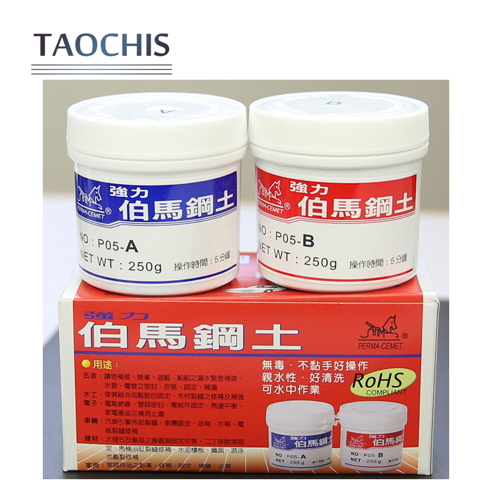 Taochis Car Styling Super strong Epoxy putty Fast cure type Adhesive Filling agent For Hella 3R G5 3/5 KOITO Q5 Projector lens