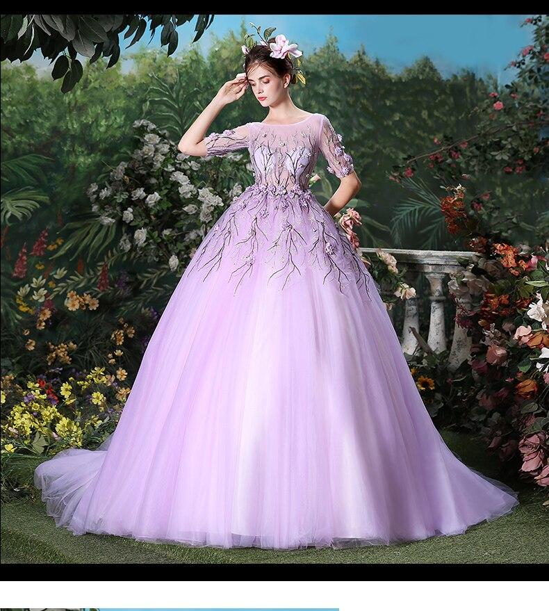 Awesome Vestidos Novia Estilo Medieval Photos - Wedding Dress Ideas ...