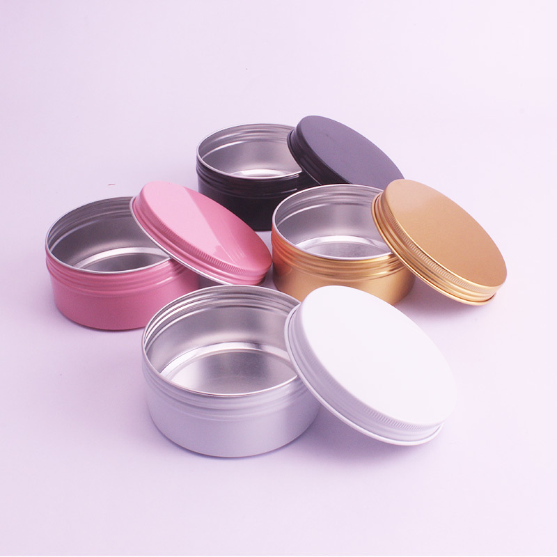 Баночки металлические для косметики купить где купить миниатюры косметики люкс
