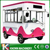 Multi Functional Snack Food Car Electric Four Wheel Mobile Snack Car Electric Car Factory Direct Sales