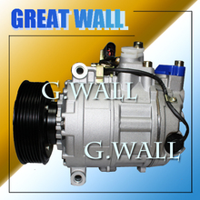AC COMPRESSOR for VW Touareg G.W.- 7SEU17C-7PK-110