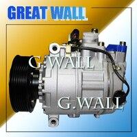 For Car Volkswagen TOUAREG FOR AUDI Q7 3.2 AC COMPRESSOR 2006 7l6820803p 7L6820803A 7L6820803S 7L6820803G 7L6820803L