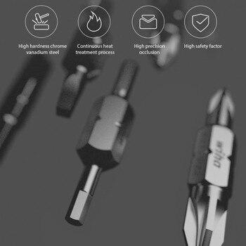 Xiaomi Mijia Wiha 26 En 1 De Precisión Cromado Vanadio Destornillador De Acero Brocas Magnéticas Kit De Herramientas De Reparación Para El Hogar