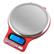 Mini Portable Digital Kitchen Scale Household Weight measruing Tools Coffee 3kg 0.1g