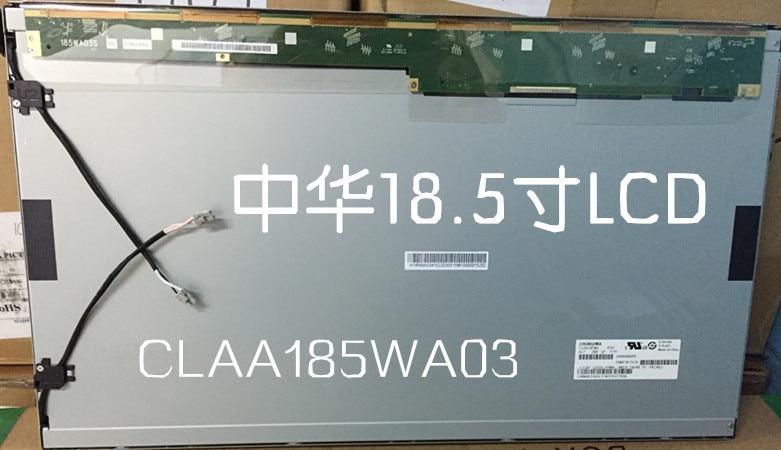 "CPT original CLAA185WA03 18.5"" LCD Panel Display"