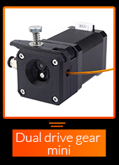 IsMyStore: Trianglelab High Performance BMG Extruder Cloned Btech Bowden Extruder  Dual Drive Extruder For 3d Printer  For 3D Printer MK8