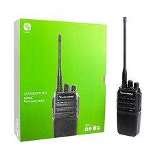 DHL Free Shipping 2pcs Quansheng DP9000 DPMR Digital Walkie Talkie UHF 400-470MHz 16 CH 5W VOX TOT DTMF Digital & Analog Radio