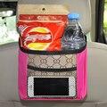 Auto asiento trasero del coche bolsa de almacenamiento de estilo varia ipad bebida coche organizador estiba ordenar accesorios interiores de automóviles suministros
